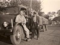 Hein Damstra en Hendrik de Vries uit Folsgare