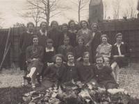 meisjesvereniging 1925 olv mev Kabel