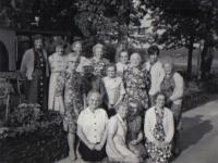 vrouwenver Wees een Zegen 1960